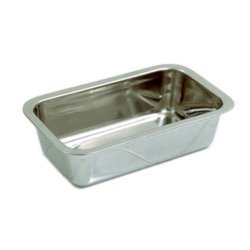 Norpro Stainless Steel Bread Loaf Meatloaf Dessert Pan