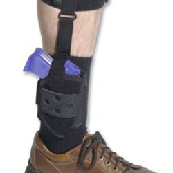 Elite Ankle Holster (With Leg Support Strap)