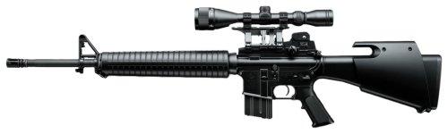 電動ガン M16 ゴルゴ13カスタム 限定品