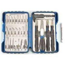 Mintcraft Jl-74009 Hobby Knife Set
