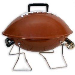 Keg-A-Que Portable Propane Football Grill