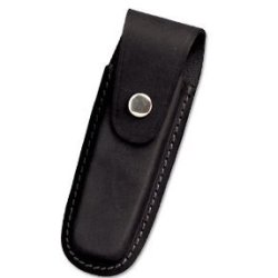 Bladesusa R-50B Folding Knife Leather Pouch 5-Inch