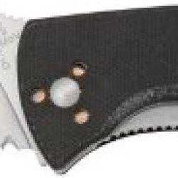 Spyderco Tenacious G-10 Handle Folding Serrated Edge Knife
