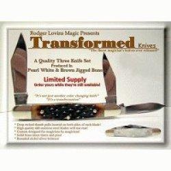 Transformed Knives By Rodger Lovins