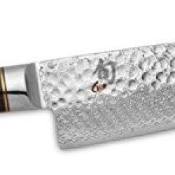 "Shun Hiro 7"" Santoku Knife Sg0702 Sg2"