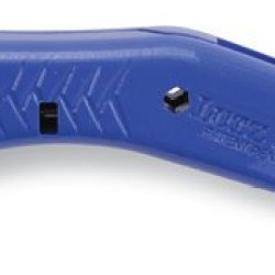 12 Pack Lutz 35700 #357 Blue Quick Change Heavy Duty Utiltity Knife And Plastic Holster (357-Bl)