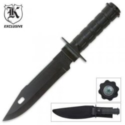 Budk Military Survival Knife