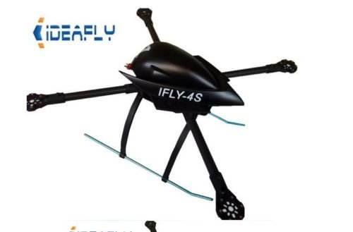 Review Ideafly Ifly 4s Quadrocopter Even More Powerful
