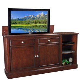 Image of TV Lift Cabinet Livingston TV Stand (AT006114)