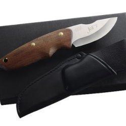 Eka 619309 Nordic Jof7 Fixed Blade Knife, Bubinga
