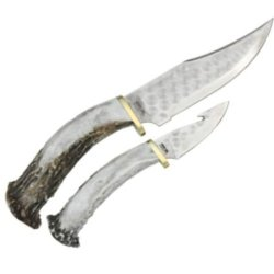 Silver Stag Hunter Combo Fixed Knife Ssc063
