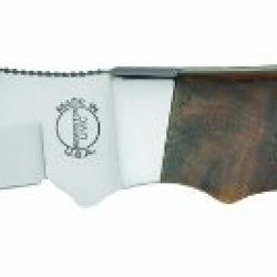 Remington Heritage 700 Series 3-1/8-Inch Big-Game Fixed Blade Gut Hook With Leather Sheath