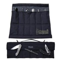 Maxpedition Dodecapod 12-Knife Carry Case (Black)