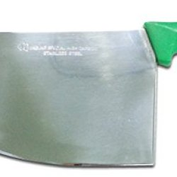 Stainless Steel Meat Cleaver Heavy Duty 8.5""