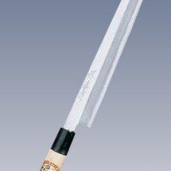 Sakai Takayuki Japanese Knife Kasumitogi Yasuki White Steel 06003 240Mm Sashimi Knife