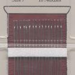 Piecemakers Hand Embroidery Needles Size 7