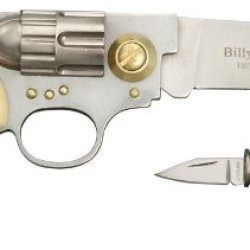 Billy The Kid Gun And Bullet Knife Set: Frontier Enthusiast'S Collectible