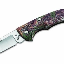 Buck Knives 0283Cms18 Nano Bantam Knife, Realtree Xtra Camo