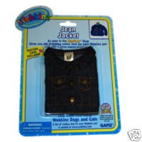 Webkinz Clothing - JEAN JACKET