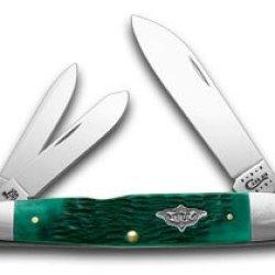 Case Xx Jade Cigar Whittler 1/100 Vintage Series Pocket Knife Knives