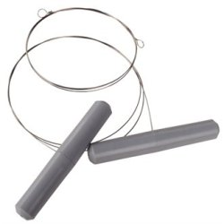 Win-Ware Heavy Duty Cheese Cutting / Slicing Wire. Piano Wire Material Makes Cutting Your Cheese More Hygienic And Efficient. Works Better Than Any Knife