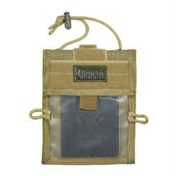 Maxpedition Traveler Passport/Id Holder (Khaki)