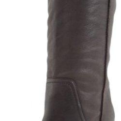 Kelsi Dagger Women'S Kirsti Wedge Knee High Bt,Brown,11 M Us
