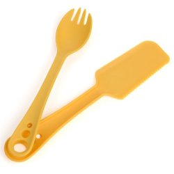 Guyot Designs 5 In 1 Utensil Set, Mustard