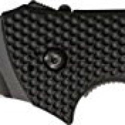 Crkt Hammond Cruiser Folding Knife, 3.75In, Black Stainless Clip Point, Black Zytel Handle 7904Kn