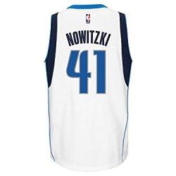 Adidas Men'S Dirk Nowitzki Dallas Mavericks Swingman Jersey