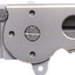 Columbia River Knife And Tool'S M16-14T Titanium Big Dog Tanto-Style Combo Edge Blade Knife