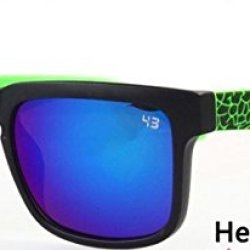2014 Ken Block Sunglasses Eyewear Glasses Coating Sunglass Women Brand Designer Oculos De Sol Men.