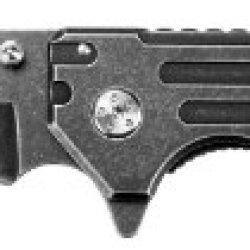 Kershaw 1302Bw Lifter Folding Knife With Speedsafe