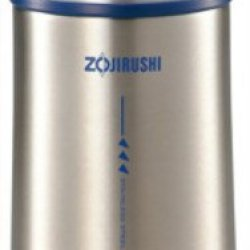 Zojirushi Svgg35Xa Tuff Slim Stainless Vacuum Bottle, 12-Ounce, Stainless Steel