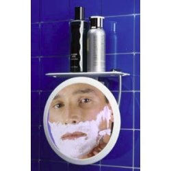 Z'Fogless Ultra Ii Shaving Mirror