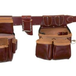 Occidental Leather 5530 Xxxl Stronghold Big Oxy Set Tool Belt System, 3X-Large