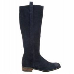 Very Volatile Women'S Whistler Knee-High Boot,Navy,8.5 B Us