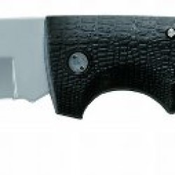 Gerber 06069 Folding Gator Knife - Clip Point, Fine - Box