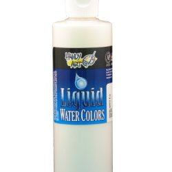 Handy Art By Rock Paint, 276-005, Washable Liquid Watercolor 1, Mixing White, 8-Ounce