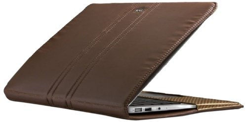 ION サイバージャケット MBA-13 MacBook Air 13インチ用  コーヒーブラウン i1045-FCF009