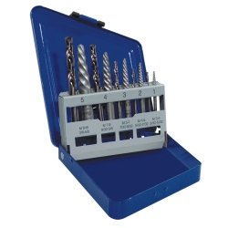 Extr Set Cob Bit 10Pc Extr Set Cob Bit 10Pc