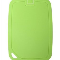 Love Cooking Company 003 Large Green Antimicrobial Cutting Board - Pack Of 2