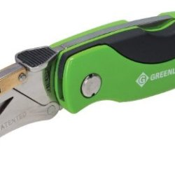 Greenlee Heavy Duty Folding Utility Knife 65223