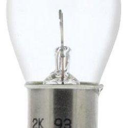 93 S. C. Bayonet Bulb - S-8 Type - 12.8V 1.04A With White Earbud Headphones