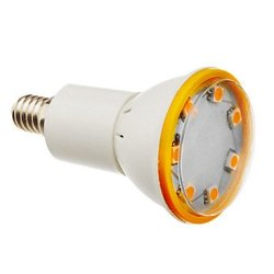 E14 2 W 7 X5050Smd Lm 3000 K, 126-140 The Warm White Led Bulb Sizes (200-240 - V)