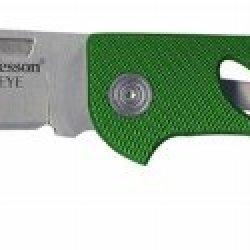 Smith & Wesson Chutg Bullseye Utilitarian Knife, Green