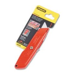 Stanley-Bostich Interlock™ Self-Retracting Utility Knife