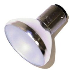 Philips 34003-4 - 20Alr12/Fl32-Gbf - 20 Watt Mr11 Frosted Light Bulb, Dual Contact Base