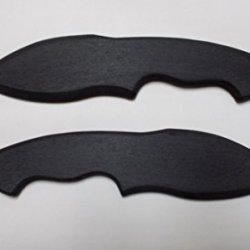 Double Daggers Training Knives New Handmade Knife Defense Sf Tactical Kali