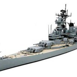 1/700 Navy Bb-62 New Jersey